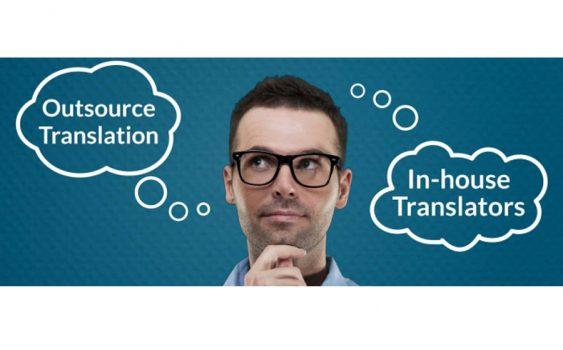 ترجمه را برونسپاری کنیم یا مترجمان اختصاصی استخدام کنیم؟