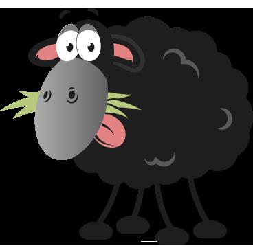 گوسفندِ سیاه