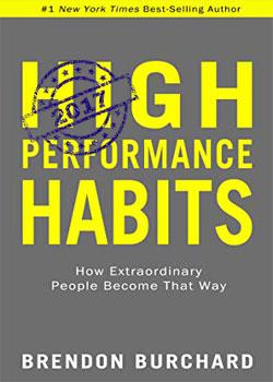 هفت عادت برای عملکرد بهتر - High Performance Habits