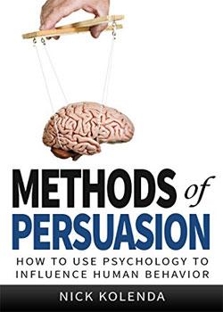 روشهای ترغیب - Methods of Persuasion