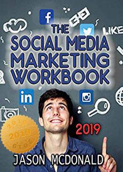 کتاب کار بازاریابی شبکههای اجتماعی - Social Media Marketing Workbook