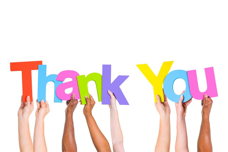 بیست عبارت جدید برای بیان سپاسگزاری در زبان انگلیسی