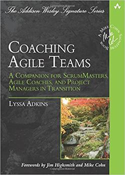کوچینگ تیمهای چابک - Coaching Agile Teams