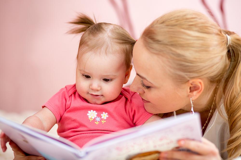 آموزش زبان کودک