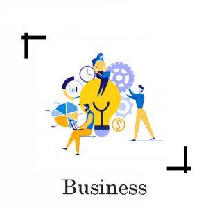 تولید محتوای تخصصی «کسبوکار»